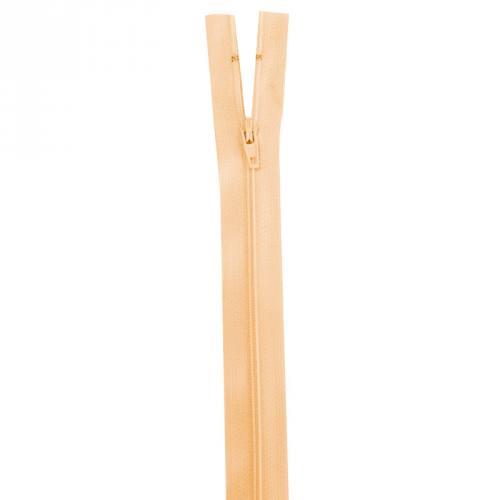 Fermeture abricot 30 cm non séparable col 167