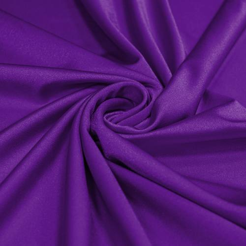 Lycra violet scintillant