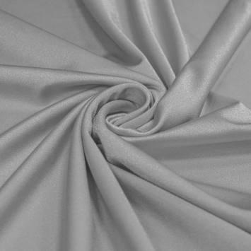 Lycra gris scintillant