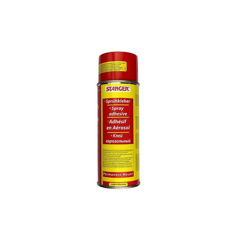 Bombe aérosol 400 ml colle permanente