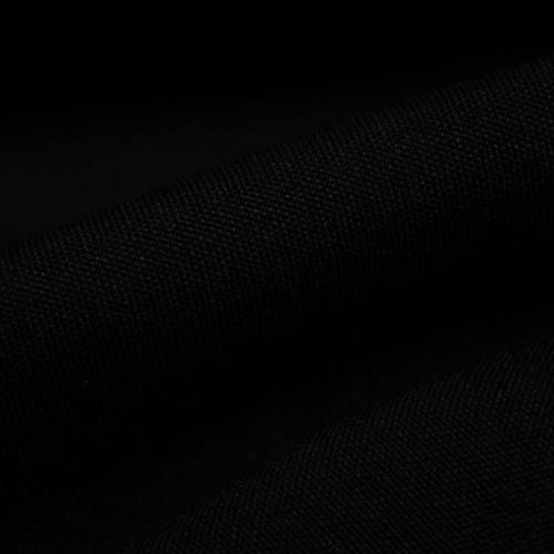 Rouleau 22m Burlington Infroissable Oeko-tex noir