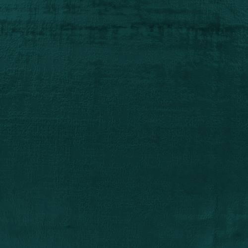 Velours illusion bleu canard