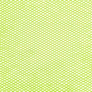 Filet mesh vert anis