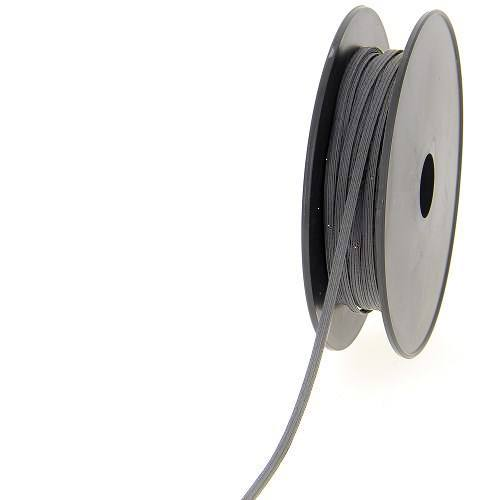 Elastique pour masques gris foncé 5mm
