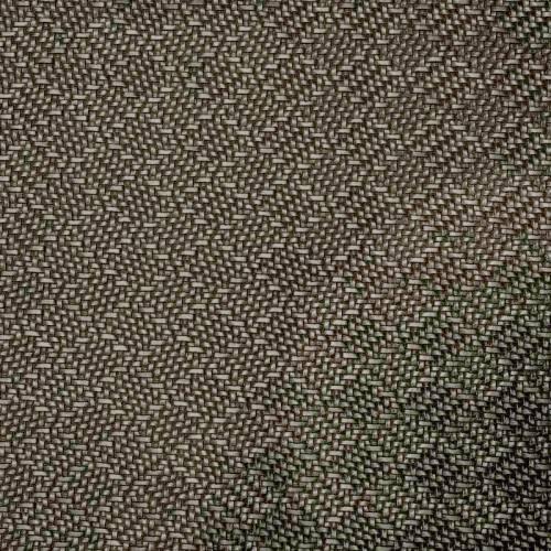 Coupon 50x68 cm - Simili cuir imitation tressage métal
