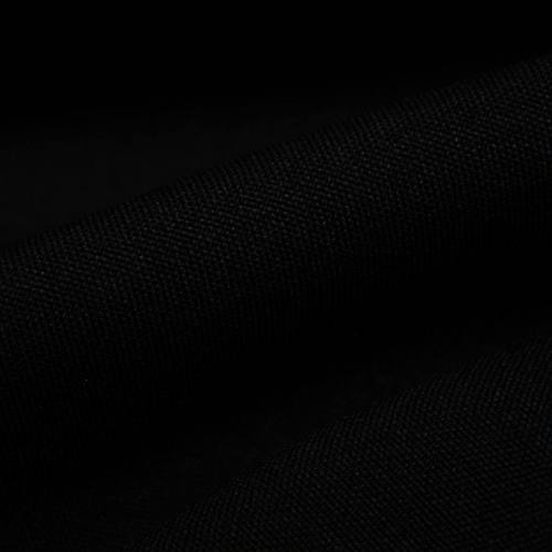 Rouleau 20m Burlington infroissable Oeko-tex noir 280cm grande largeur