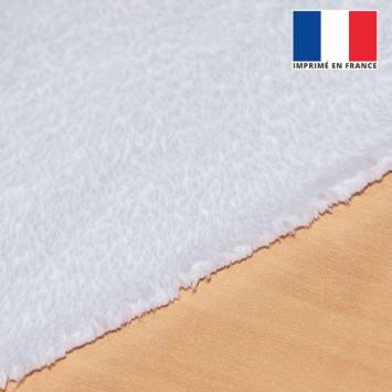 Tissu polaire - Impression personnalisée