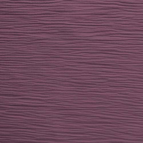 coupon - Coupon 50cm - Triple gaze de coton prune