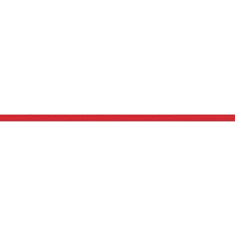 Elastique souple 5 mm rouge