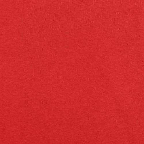coupon - Coupon 22cm - Tissu molleton uni rouge