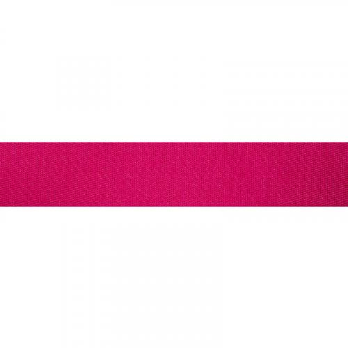 Sangle polyester fuchsia 35 mm