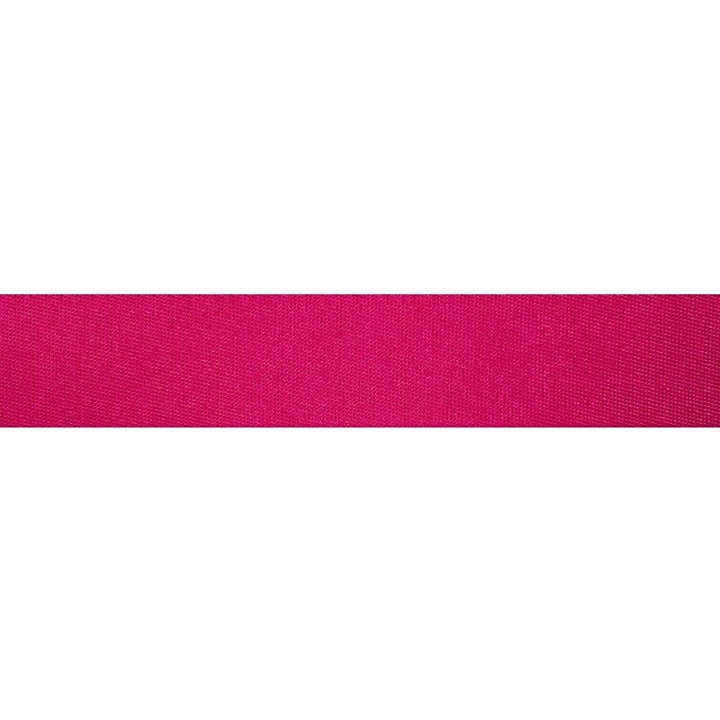 Sangle polyester fuchsia 35 mm