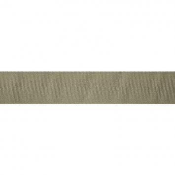 Sangle polyester beige 35 mm