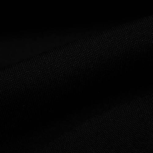 Rouleau 30m tissu occultant non feu noir grande largeur