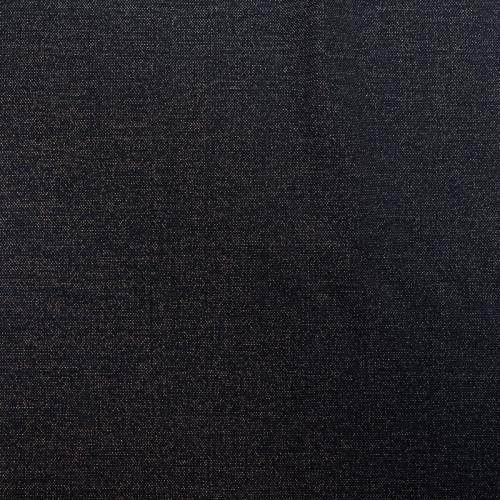Tissu microfibre noir nacré et brillant