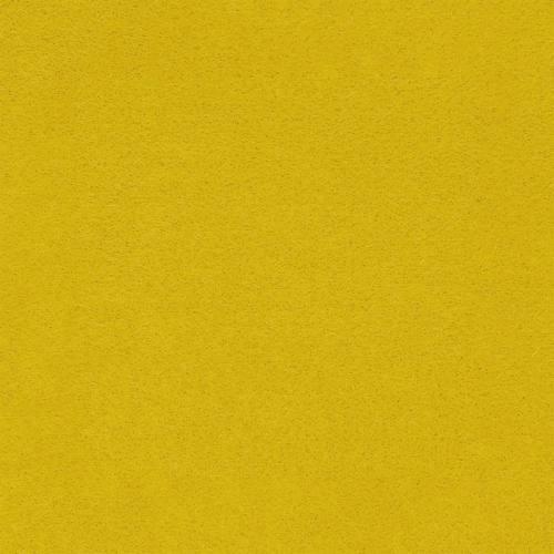 Feutrine jaune 25x30 cm
