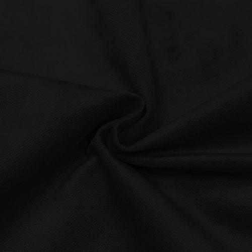 Velours otello uni noir