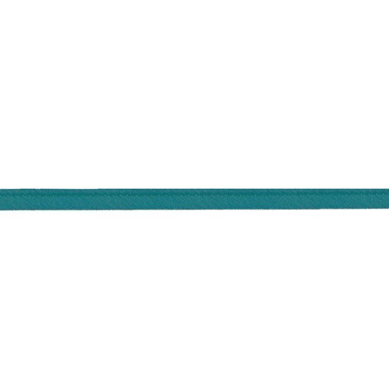 Passepoil 10 mm vert canard