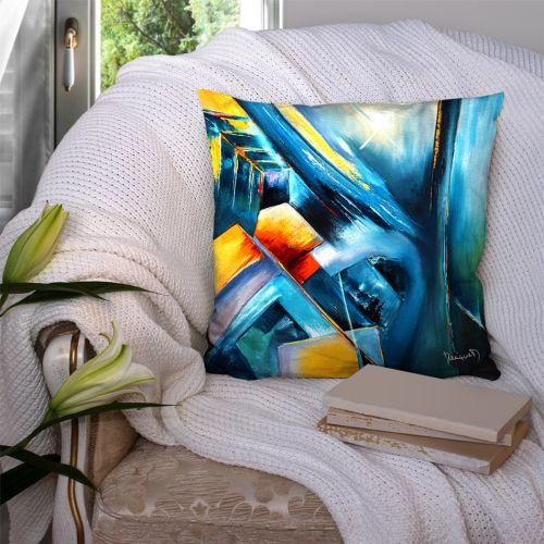 Coupon 45x45 cm Profondeur - Création Monique.D