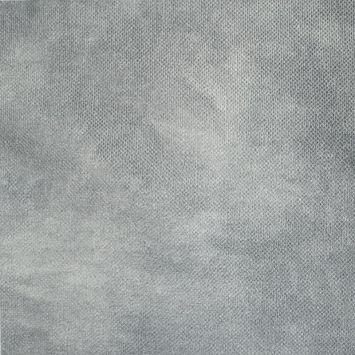 Velours otello uni gris clair