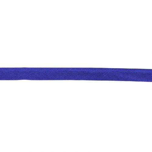 Passepoil 15 mm bleu roi