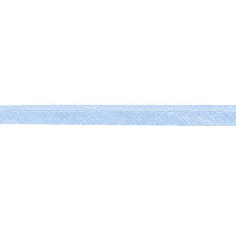 Passepoil 15 mm bleu ciel