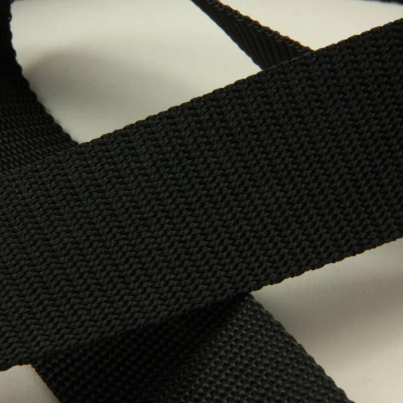 Sangle noire 40 mm