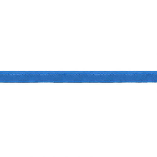 Passepoil 15 mm bleu azur