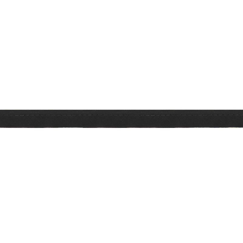 Passepoil 15 mm noir