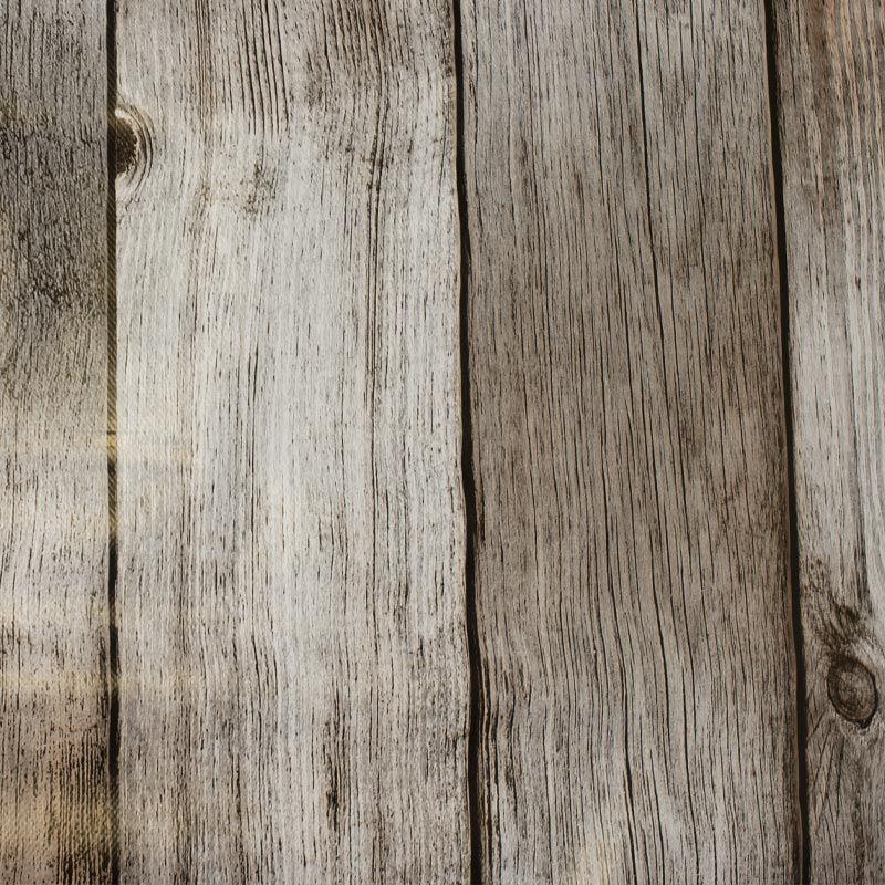 Toile cirée effet parquet en bois