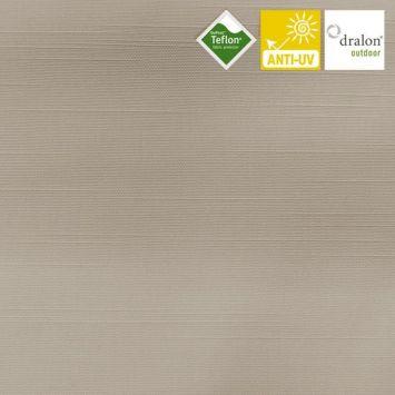 Toile extérieur téflon grande largeur Flamenco beige