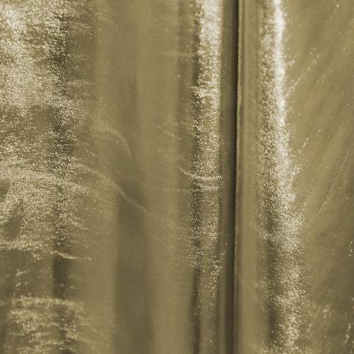 Lycra métallisé or