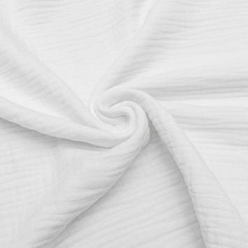 coupon - Coupon 80cm - Triple gaze blanche