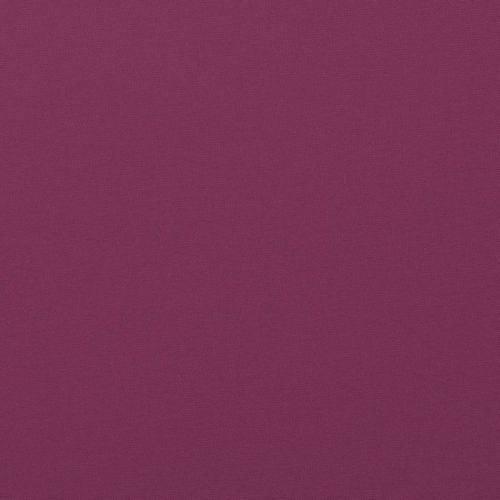Coton uni couleur violette