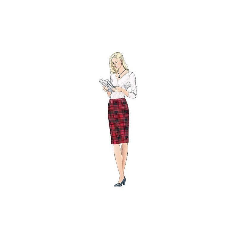 Patron Mc Calls M3830 : Patron de jupes Taille : 40-46