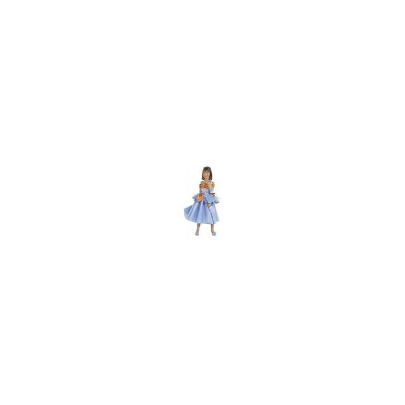 Patron Burda N°2410 :Carnaval Princesse, danseuse Taille : 3-8ans