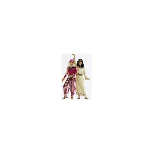 Patron Burda N°2497 carnaval : Costumes adaptables Taille : 10-15ans