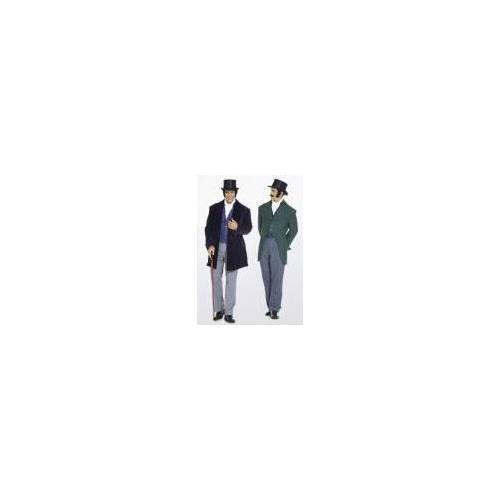 Patron Burda N°2767 historique : Costume des année 1848 Taille : 44-60