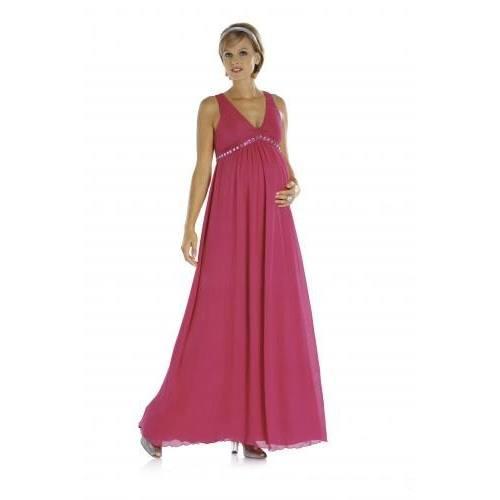 Patron N°7630 Burda style : Robe femme enceinte Taille : 36-48