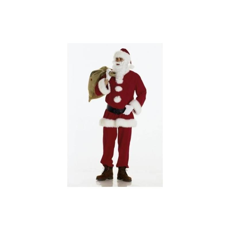 Patron Burda N°2466 carnaval : Père Noel et bouffon Taille : 46-60
