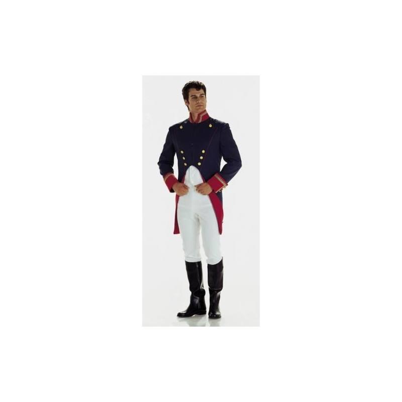 Patron Burda N°2471 historique : Napoléon Taille : 46-58