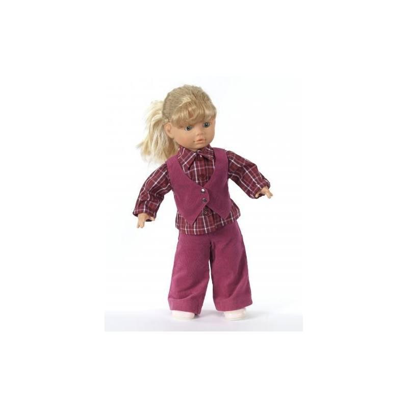 Patron N°7753 Burda créative : Vêtements de poupées