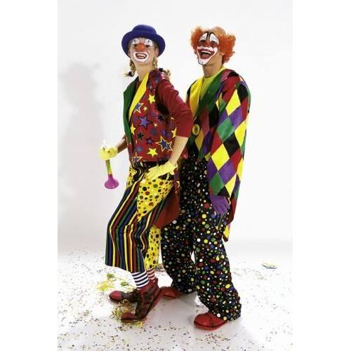 Patron Burda N°2477 carnaval : Clown
