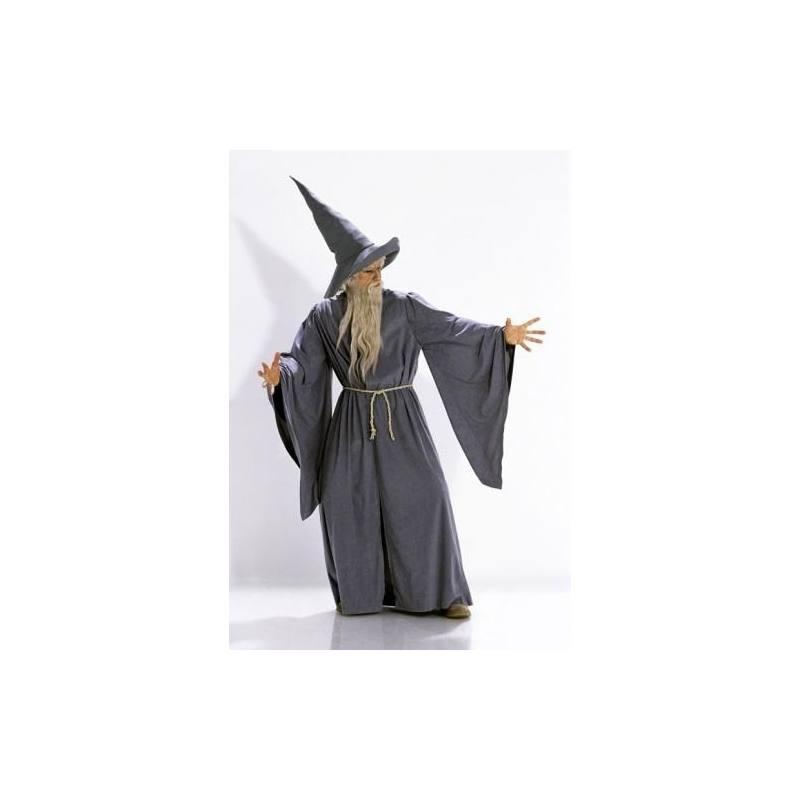 Patron Burda N°2483 carnaval : Magicien, Enchanteur Taille : 46-60
