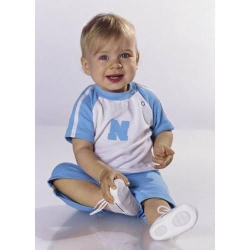Patron N°9748 Burda kids : Ensemble Taille : 6 mois-3 ans