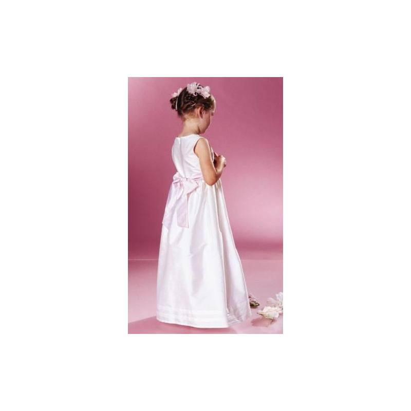 Patron N°9757 Burda kids : Robe de fête Taille : 2-8 ans