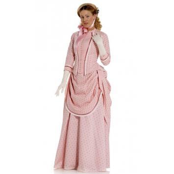 Patron N°7880 Burda historique : Robe historique (1888) Taille : 36-48