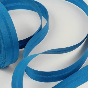 Bobine de biais 20 M - bleu roi 34