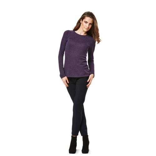Patron Burda N°6990 Style : T-shirt Taille : 34 à 46