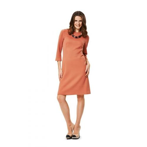 Patron Burda N°7031 Style : Robe et t-shirt Taille : 36 à 46